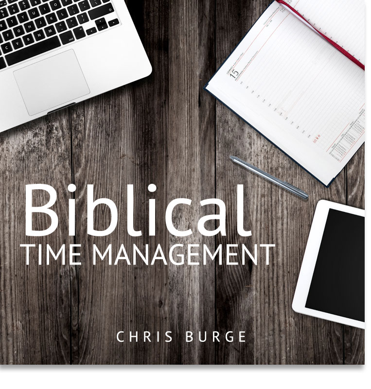 Biblical Time Management
